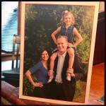 Prosecutor Mark Lindquist and family