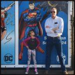 Mark Lindquist Superhero
