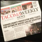 Mark Lindquist Tacoma Weekly Cover Story